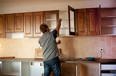 Kitchen Cabinet Restoration Contractor